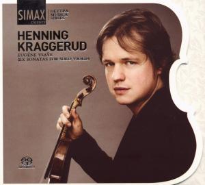 CD Shop - YSAYE, E. 6 Sonaten Fuer Violine So