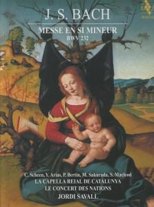 CD Shop - BACH, J.S. Messe En Si Mineur Bwv232