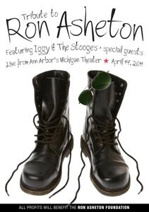 CD Shop - ASHETON, RON.=TRIBUTE= LIVE FROM ANN ARBOR