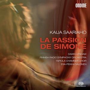 CD Shop - SAARIAHO, K. La Passion De Simone