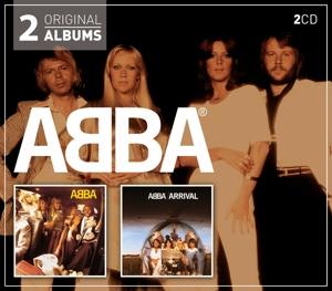 CD Shop - ABBA ABBA/ABBA ARRIVAL