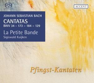 CD Shop - BACH, J.S. Cantatas Vol.16