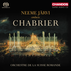 CD Shop - CHABRIER, E. Orchestral Works
