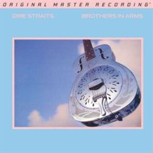 CD Shop - DIRE STRAITS BROTHERS IN ARMS