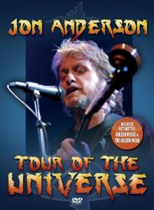 CD Shop - ANDERSON, JON TOUR OF THE UNIVERSE