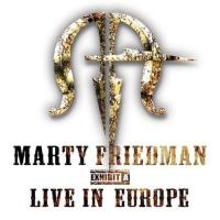CD Shop - FRIEDMAN, MARTY (D) LIVE IN EUROPE