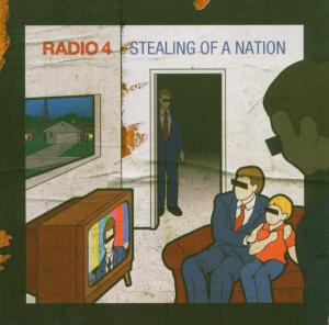 CD Shop - RADIO 4 STEALING OF A NATION