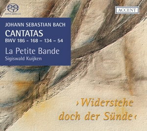 CD Shop - BACH, J.S. Cantatas For the Complete Liturgical Year Vol.17