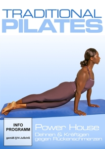 CD Shop - AFRAM, JULIANA TRADITIONAL PILATES