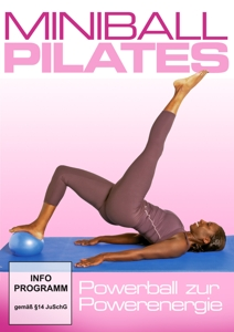 CD Shop - AFRAM, JULIANA MINIBALL PILATES