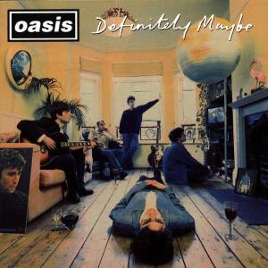 CD Shop - OASIS DEFINITELY MAYBE