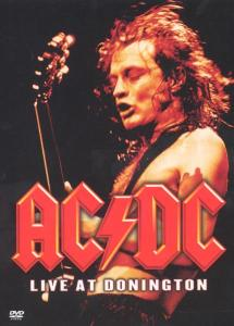 CD Shop - AC/DC LIVE AT DONINGTON
