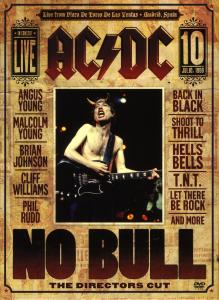 CD Shop - AC/DC NO BULL -LIVE-