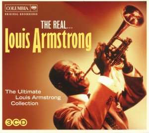 CD Shop - ARMSTRONG, LOUIS REAL... LOUIS ARMSTRONG