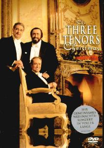 CD Shop - CARRERAS/DOMINGO/PAVAROTT THREE TENORS CHRISTMAS