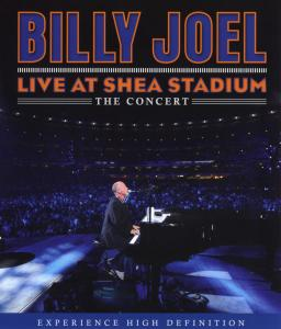 CD Shop - JOEL, BILLY LIVE AT SHEA STADIUM
