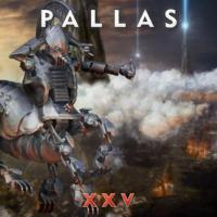 CD Shop - PALLAS XXV