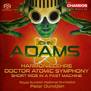 CD Shop - ADAMS, J. HARMONIELEHRE
