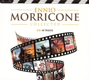 CD Shop - MORRICONE, ENNIO COLLECTED