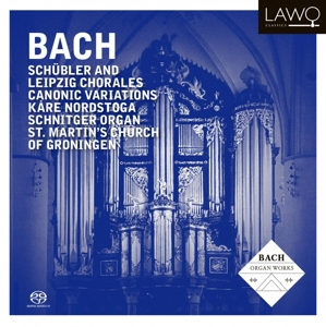 CD Shop - BACH, J.S. Bach, Schubler and Leipzig Chorales