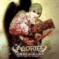 CD Shop - ABORTED GOREMAGEDDON (REEDICE)