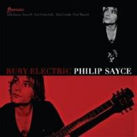 CD Shop - SAYCE, PHILIP RUBY ELECTRIC