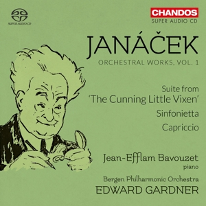 CD Shop - JANACEK, L. Orchestral Works 1