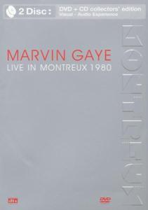 CD Shop - GAYE, MARVIN LIVE IN MONTREUX