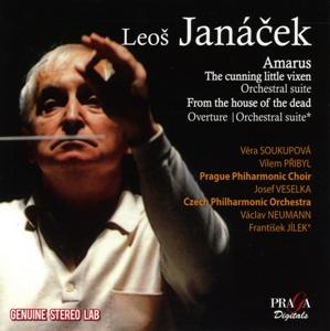 CD Shop - JANACEK, L. Amarus