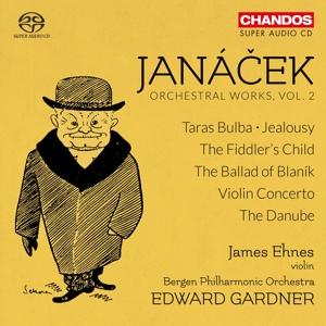 CD Shop - JANACEK, L. Orchestral Works Vol.2