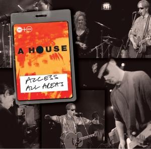 CD Shop - A HOUSE ACCESS ALL AREAS