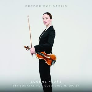 CD Shop - YSAYE, E. Six Sonatas For Solo Violin