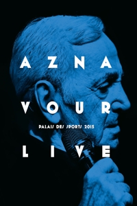 CD Shop - AZNAVOUR, CHARLES LIVE: PALAIS DES SPORTS 2015