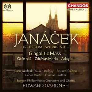 CD Shop - JANACEK, L. Orchestral Works Vol.3