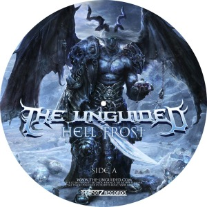 CD Shop - UNGUIDED, THE HELL FROST LTD.