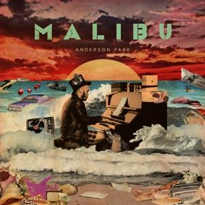 CD Shop - PAAK, ANDERSON MALIBU