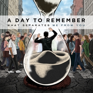 CD Shop - A DAY TO REMEMBER WHAT SEPARATES ME FROM YOU
