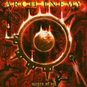 CD Shop - ARCH ENEMY WAGES OF SIN