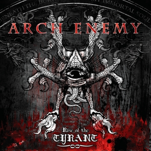 CD Shop - ARCH ENEMY RISE OF THE TYRANT