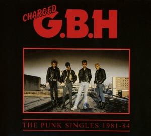 CD Shop - G.B.H. PUNK SINGLES