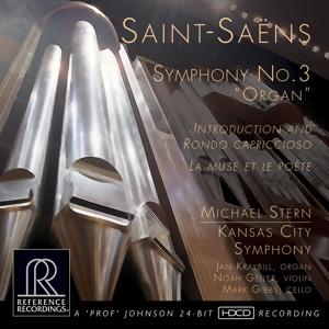 CD Shop - SAINT-SAENS, C. Symphony No.3 In C Minor Op.78