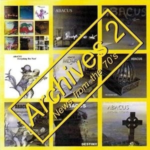 CD Shop - ABACUS ARCHIVES 2 - NEWS FROM THE 70