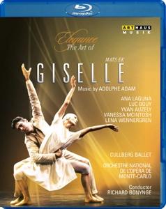 CD Shop - ADAM, A. GISELLE
