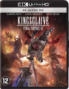 CD Shop - ANIMATION FINAL FANTASY XV: KINGSGLAIVE