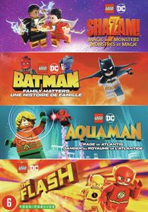 CD Shop - ANIMATION LEGO DC SUPERHEROES COLLLECTION