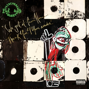 CD Shop - A TRIBE CALLED QUEST WE GOT IT FROM HERE.....