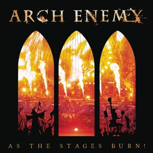 CD Shop - ARCH ENEMY AS THE STAGES.. -SPEC-