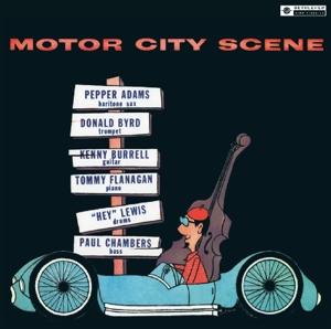 CD Shop - ADAMS, PEPPER & DONALD BY MOTOR CITY SCENE