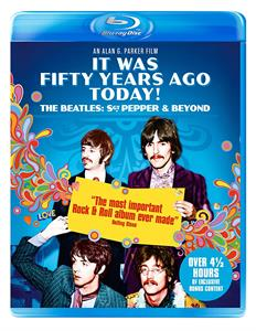 CD Shop - BEATLES IT WAS 50 YEARS AGO TODAY! THE BEATLES, SGT. PEPPER AND BEYOND