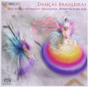 CD Shop - SAO PAOLO SYMPHONY ORCHESTRA Dancas Brasileiras